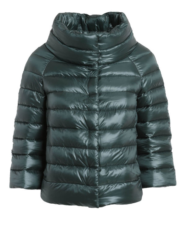 Herno: padded jackets - Padded cape