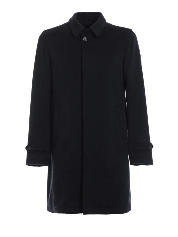 monopetto monopetto monopetto morbido cashmere cashmere cashmere in cappotti  puro Herno corti Cappotto wzqAxax6 f553d86d7cf