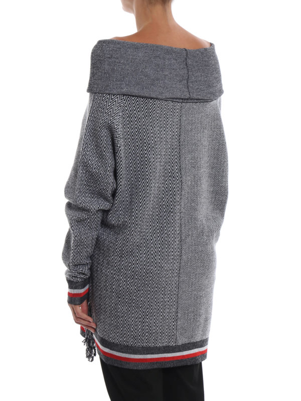 U-Boot-Pullover - Gemustert shop online: STELLA McCARTNEY