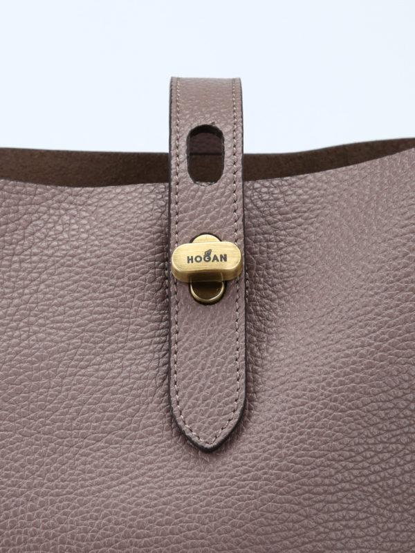 Schultertasche - Braun shop online: HOGAN