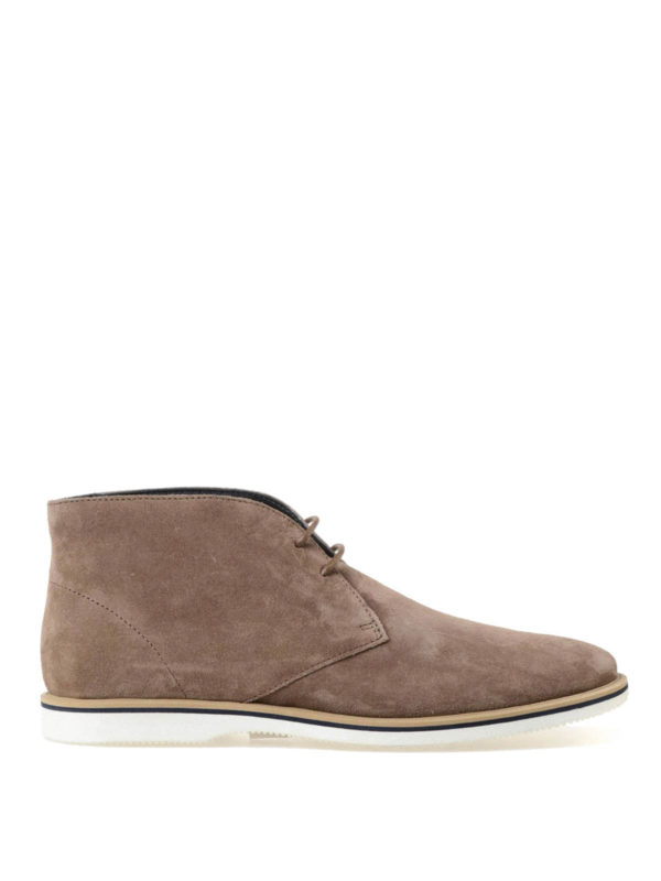 HOGAN: ankle boots - H262 Club desert boots