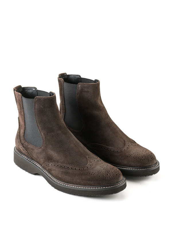 Hogan: ankle boots - Root ankle boot