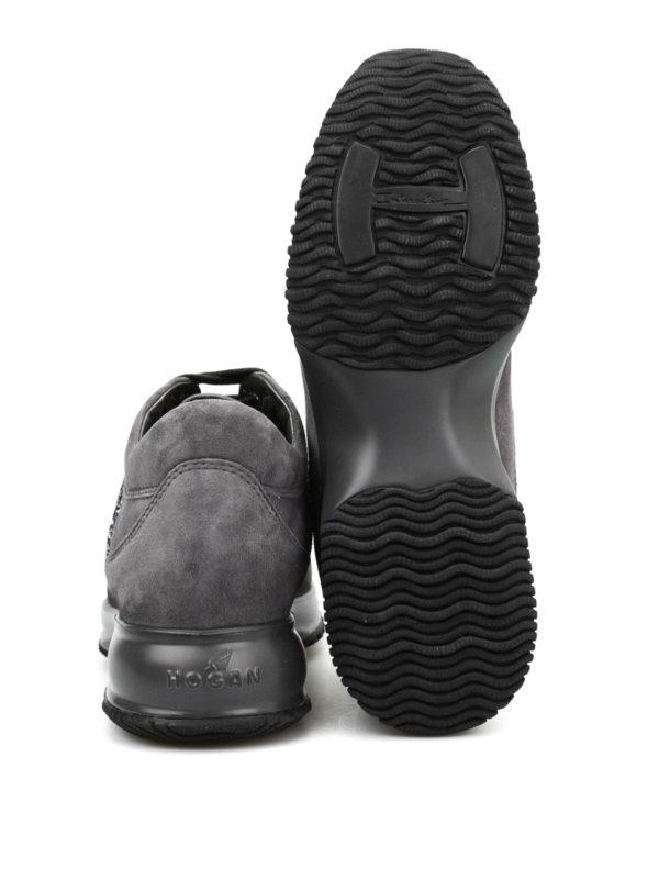 Hogan buy online Sneaker Fur Damen - Dunkelgrau