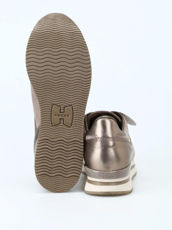 HOGAN buy online Sneaker - Dunkelbeige