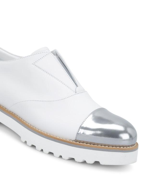 iKRIX HOGAN: Sneaker Fur Damen - Weiß
