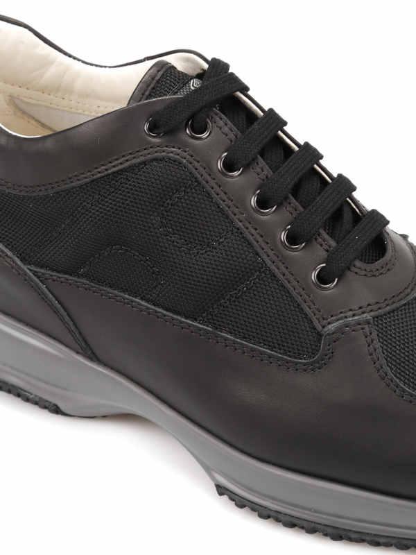 iKRIX HOGAN: Sneaker Fur Herren - Schwarz