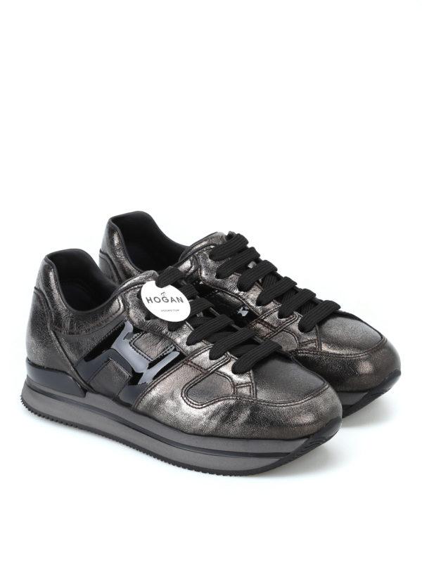 HOGAN: Sneaker online - Sneaker - Metallic