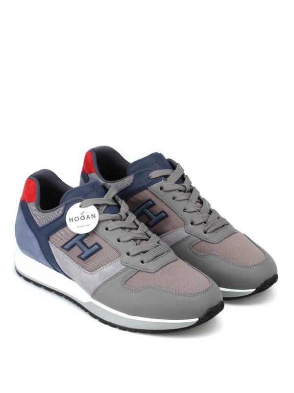 HOGAN: Sneaker online - Sneaker - Taupe