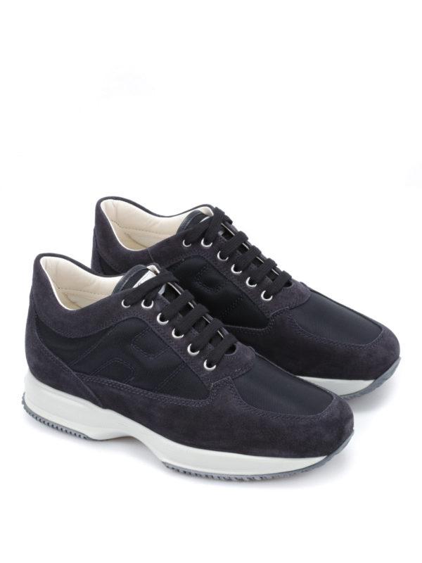 HOGAN: Sneaker online - Sneaker Fur Herren - Dunkelblau