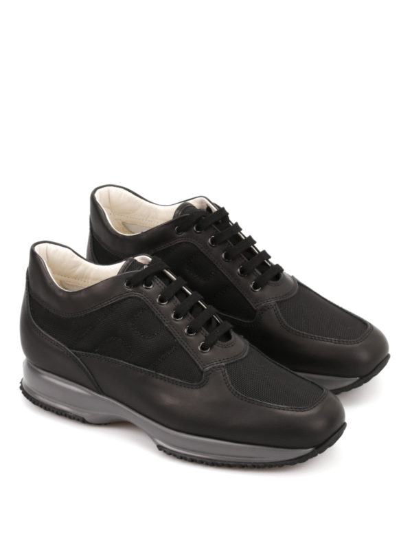 HOGAN: Sneaker online - Sneaker Fur Herren - Schwarz