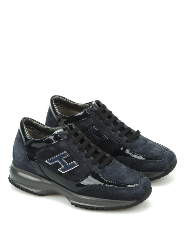 HOGAN: Sneaker online - Sneaker Fur Damen - Blau