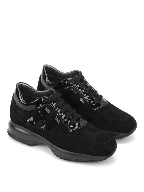 HOGAN: Sneaker online - Sneaker Fur Damen - Schwarz