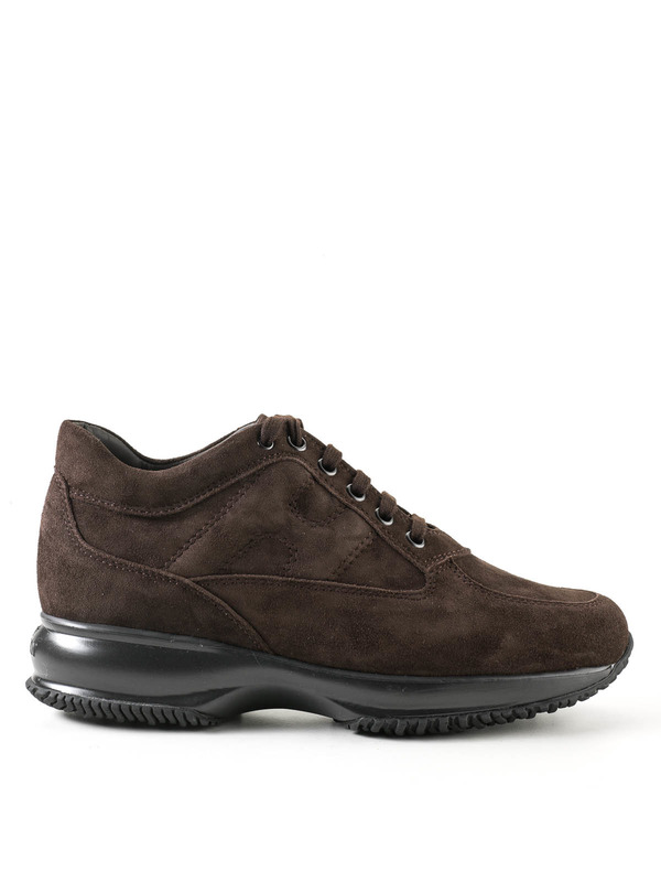 HOGAN: Sneaker online - Sneaker Fur Damen - Braun