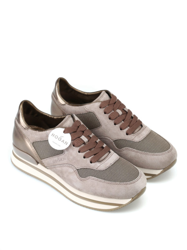 HOGAN: Sneaker online - Sneaker - Dunkelbeige