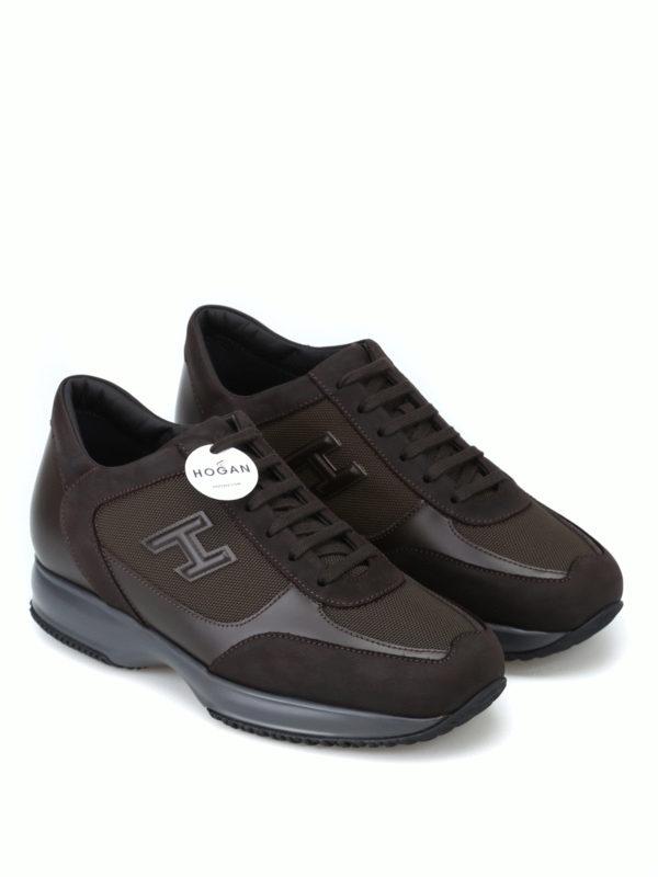 HOGAN: Sneaker online - Sneaker - Braun