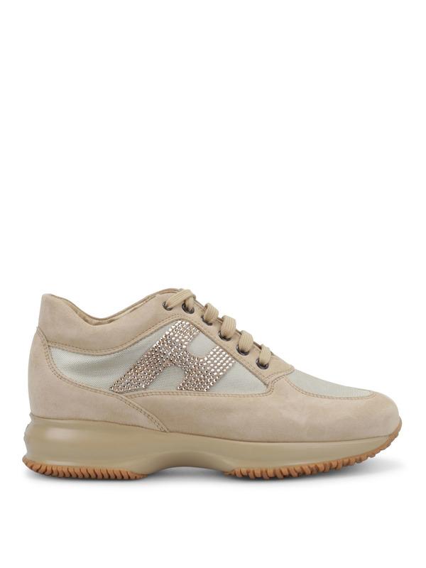 HOGAN: Sneaker online - Sneaker Fur Damen - Beige