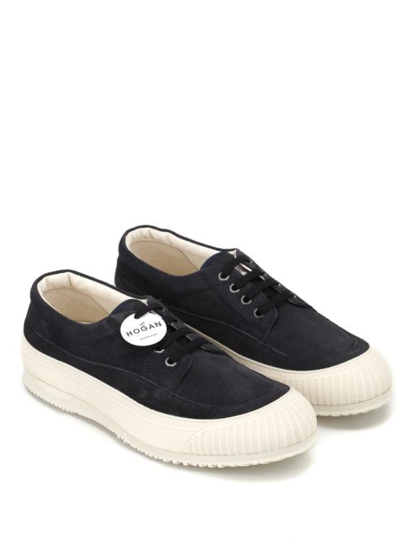1613a10ac379 Hogan - Sneaker - Dunkelblau - Sneaker - HXM2580AF60HG0U805   iKRIX.com