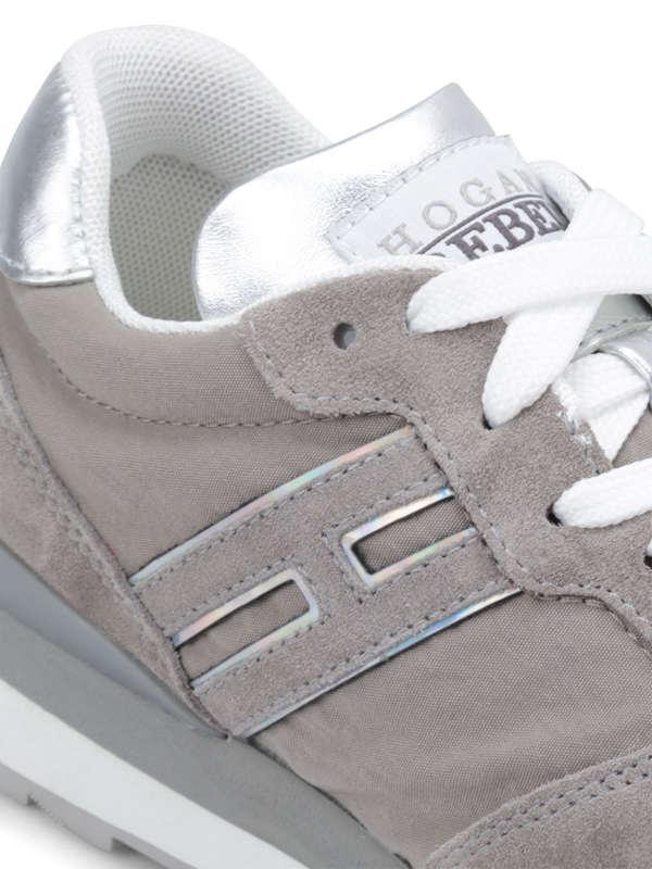 iKRIX HOGAN: Sneaker Fur Damen - Hellbraun
