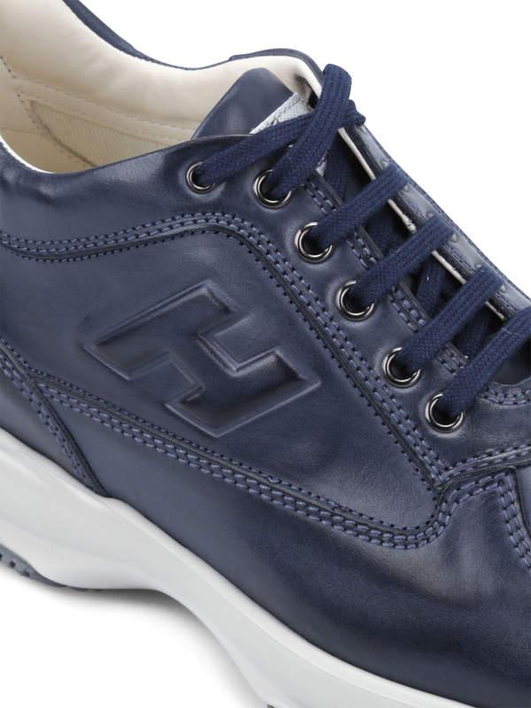 iKRIX HOGAN: Sneaker Fur Herren - Dunkelblau