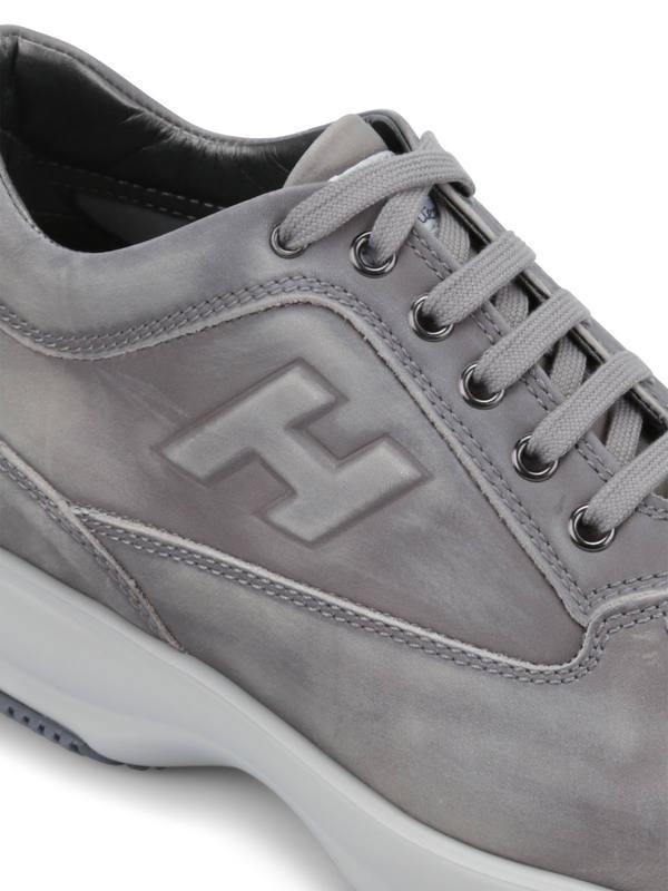 iKRIX HOGAN: Sneaker Fur Herren - Grau