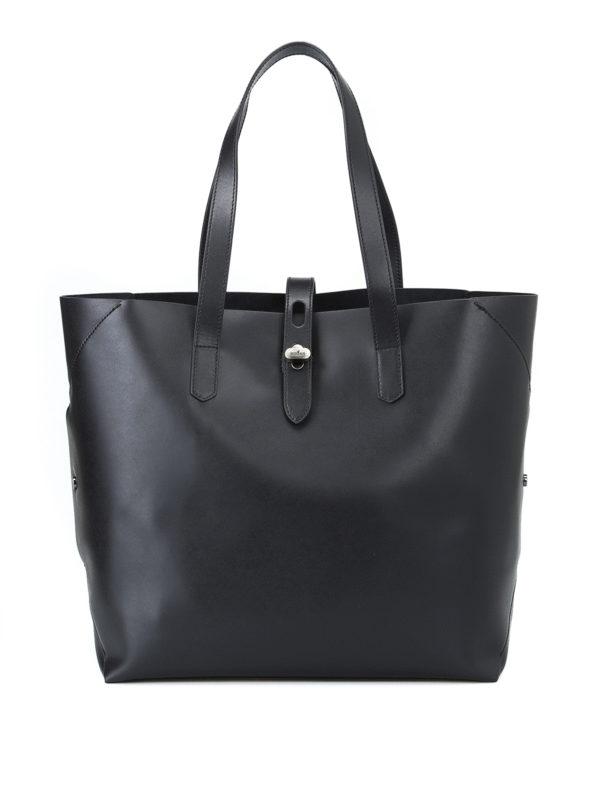 HOGAN: Handtaschen - Shopper - Schwarz