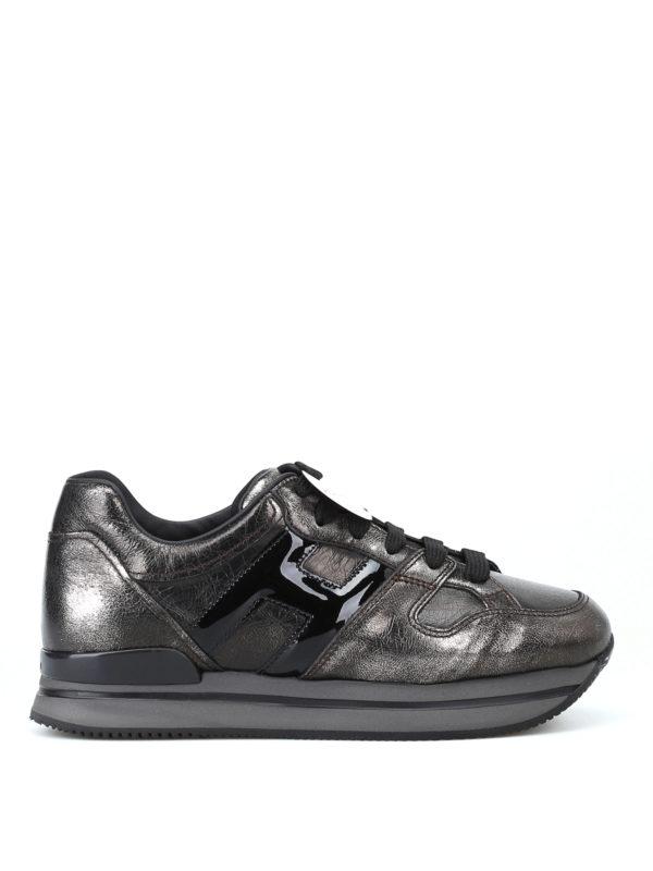 HOGAN: Sneaker - Sneaker - Metallic
