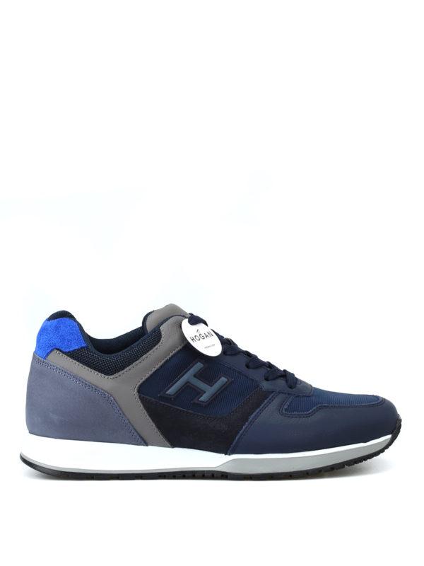 HOGAN: Sneaker - Sneaker - Blau