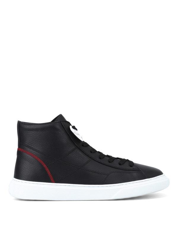 HOGAN: Sneaker - Sneaker - Schwarz