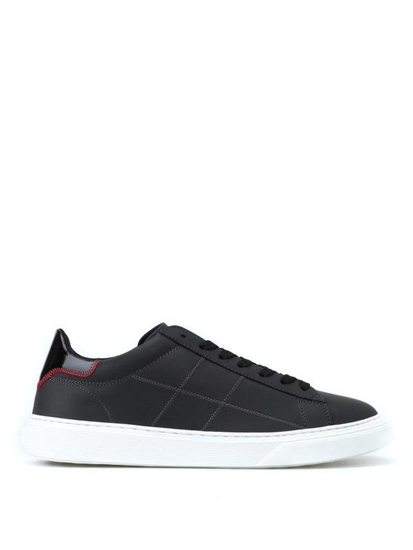 HOGAN: Sneaker - Sneaker - Dunkelgrau