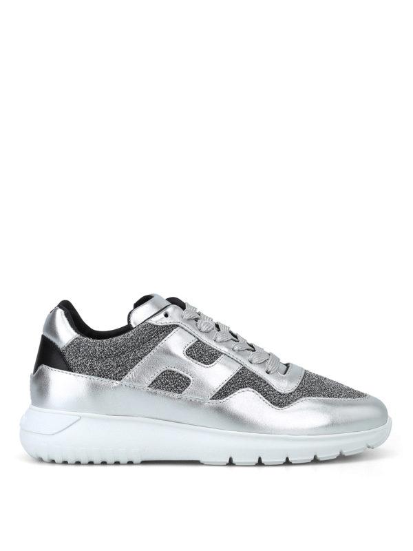 HOGAN: Sneaker - Sneaker - Silber