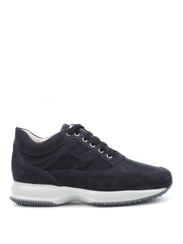 HOGAN: Sneaker - Sneaker Fur Herren - Dunkelblau