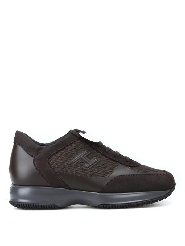 HOGAN: Sneaker - Sneaker - Braun