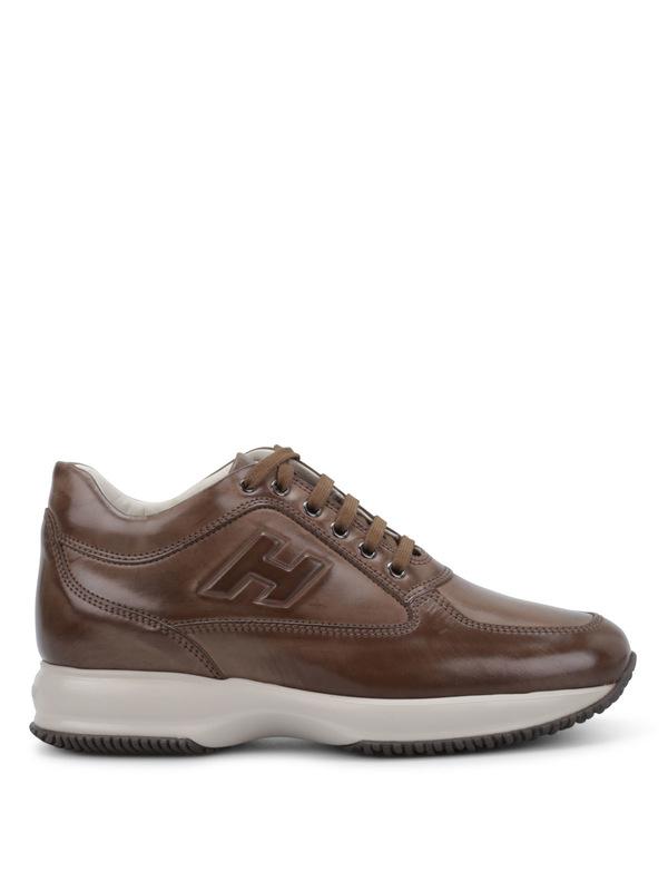 Hogan: Sneaker online - Sneaker Fur Herren - Braun