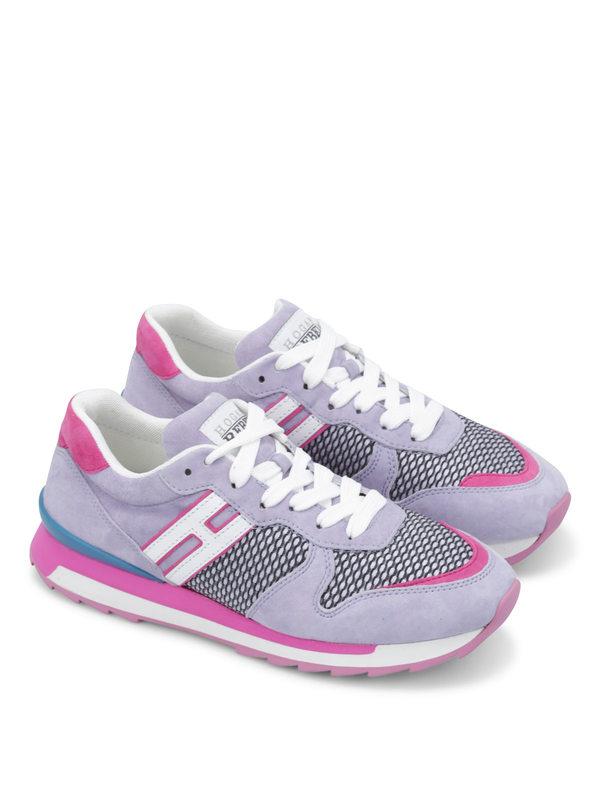 HOGAN: Sneaker - Sneaker Fur Damen - Bunt