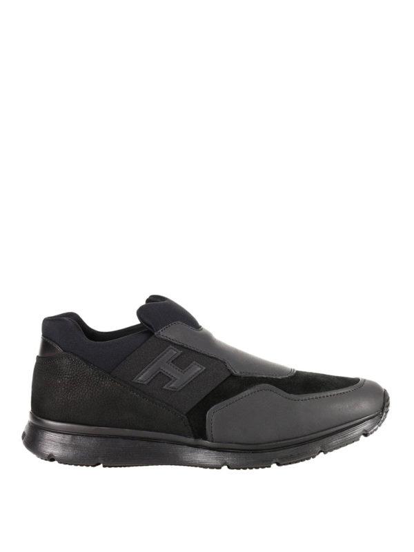 AdeeSu Womens Chunky Heels Gray Imitated Suede Boots SXC03782-10.5 B US M