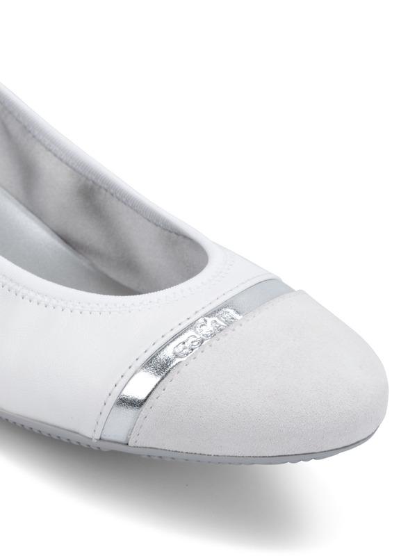 iKRIX HOGAN: Ballerinas - Silber