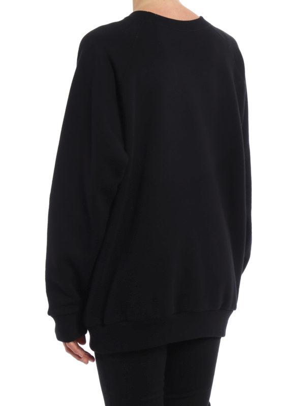 Sweatshirt - Schwarz shop online: Gucci