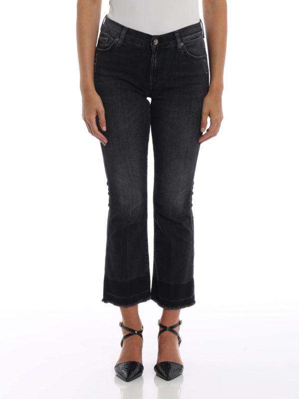 iKRIX 7 FOR ALL MANKIND: Straight Leg Jeans - Straight Leg Jeans - Dunkelgrau