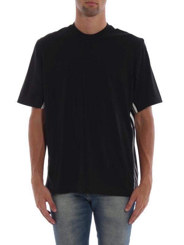 iKRIX ADIDAS Y-3: T-shirts - T-Shirt - Schwarz