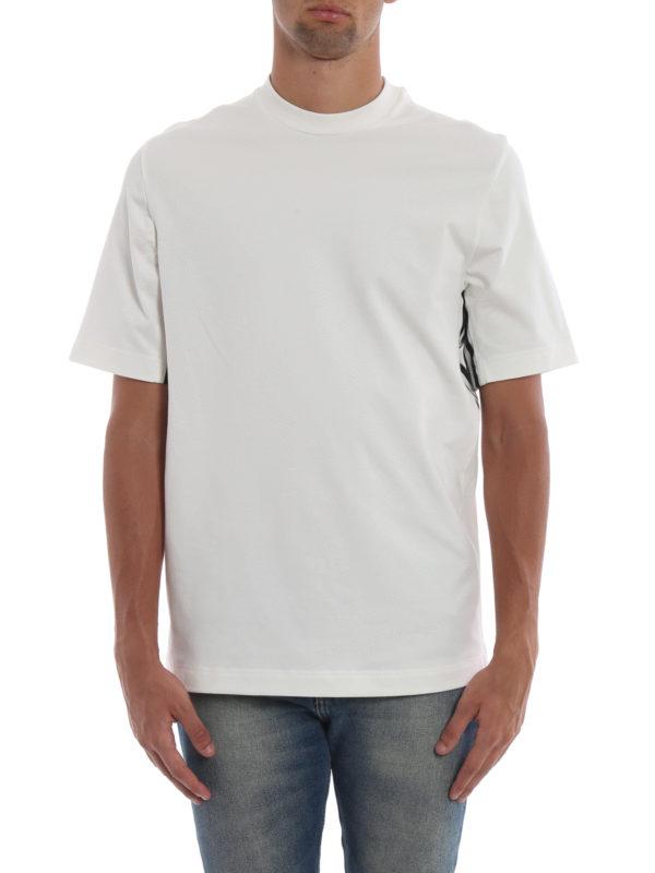 iKRIX ADIDAS Y-3: T-shirts - T-Shirt - Weiß