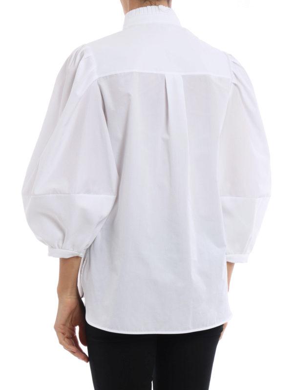 iKRIX ALEXANDER MCQUEEN: Hemden - Hemd - Einfarbig