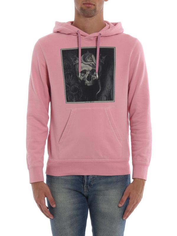 iKRIX ALEXANDER MCQUEEN: Sweatshirts und Pullover - Sweatshirt - Pink