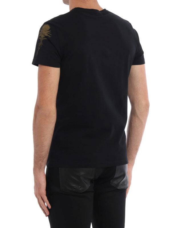 iKRIX ALEXANDER MCQUEEN: T-shirts - T-Shirt - Gemustert