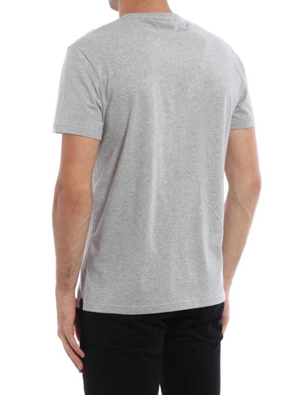iKRIX Alexander Mcqueen: T-shirts - T-Shirt - Grau