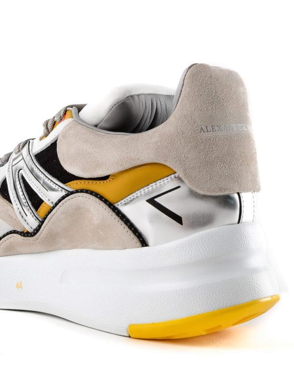 iKRIX ALEXANDER MCQUEEN: Sneaker - Sneaker - Bunt