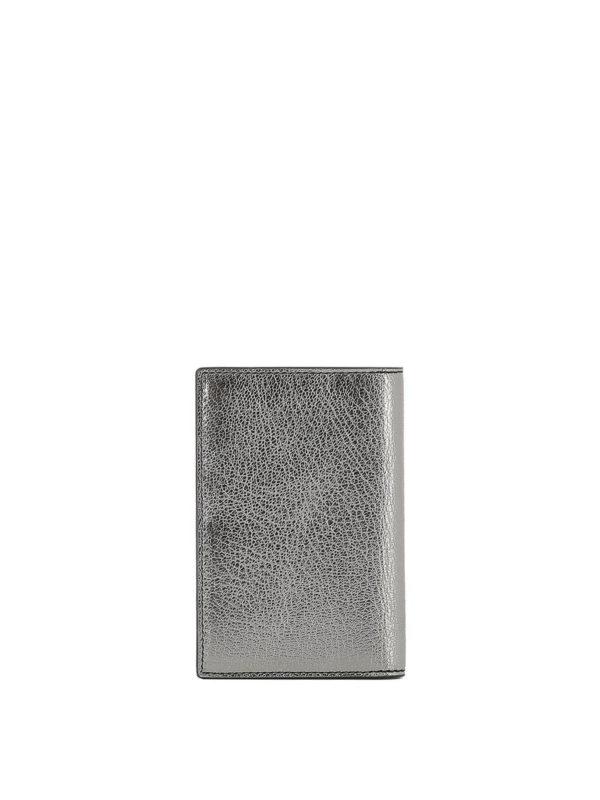 iKRIX ALEXANDER MCQUEEN: Portemonnaies und Geldbörsen - Portemonnaie - Silber