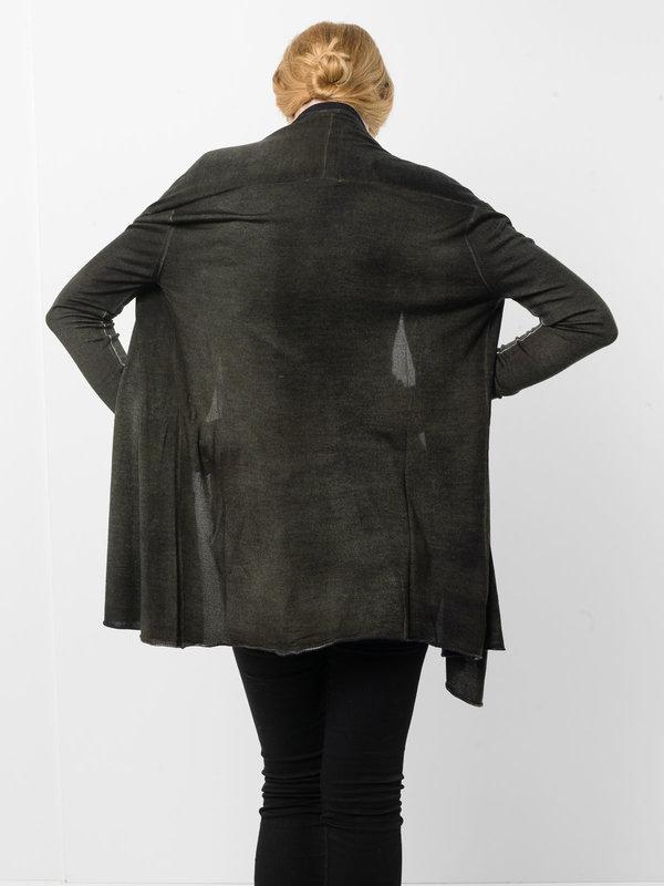 iKRIX AVANT-TOI: cardigans - Shawl neck cardigan