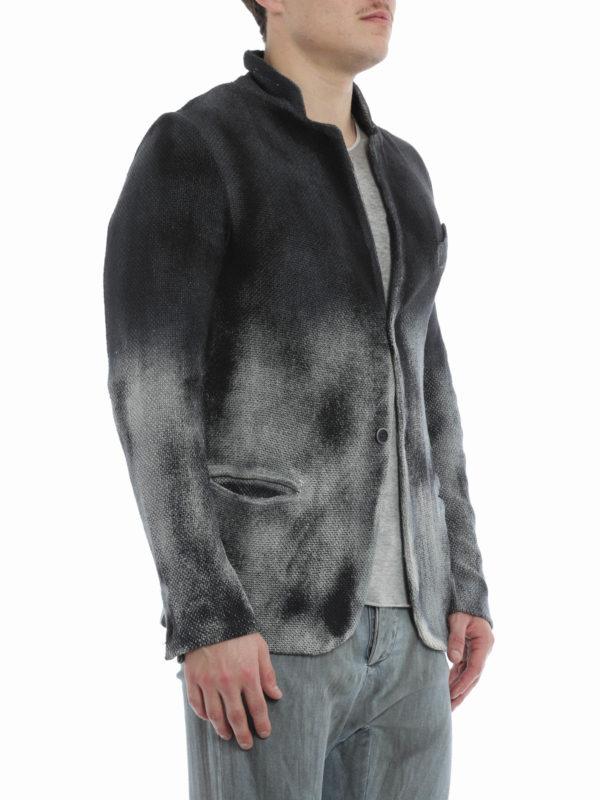 iKRIX Avant Toi: casual jackets - Zone cotton and linen blazer