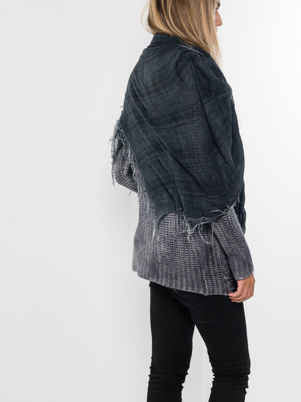 iKRIX Avant Toi: scarves - Tartan patterned scarf