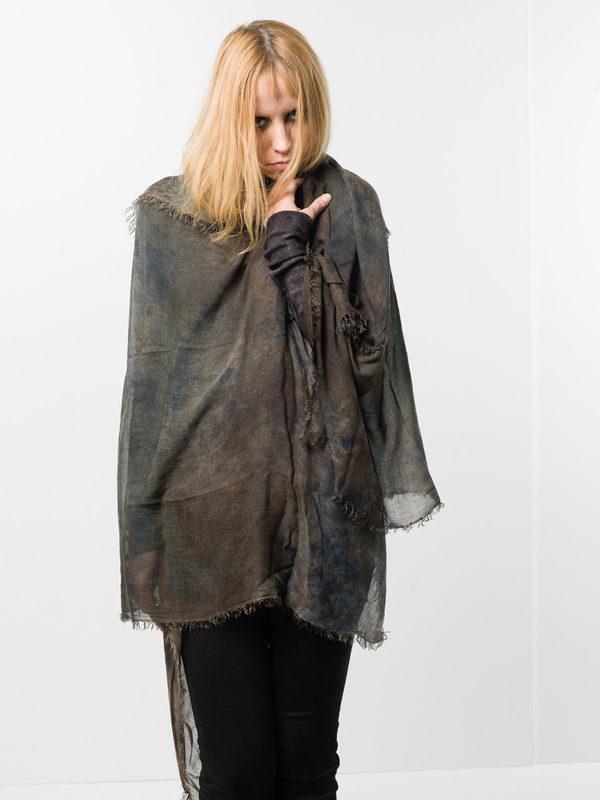 iKRIX AVANT-TOI: scarves - Tie-dye effect scarf
